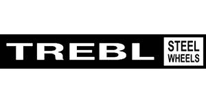 Штампованный диск Trebl X40028 5x14/5x100 D57.1 ET40 Black - фото 11