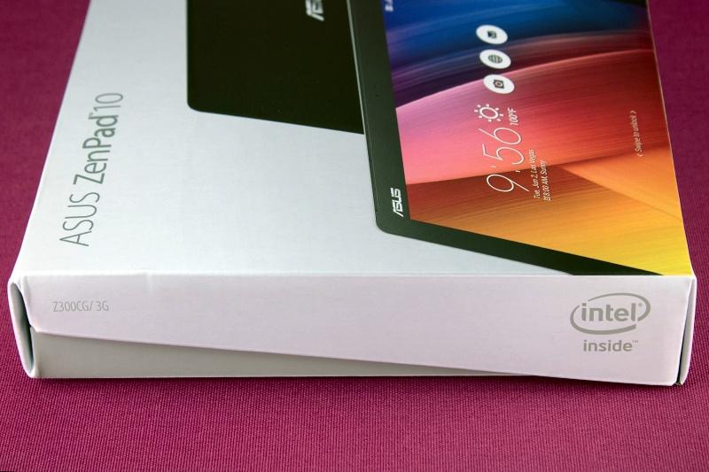 Обзор на Планшет ASUS ZenPad 10 Z300CG 16Gb Black - изображение 2