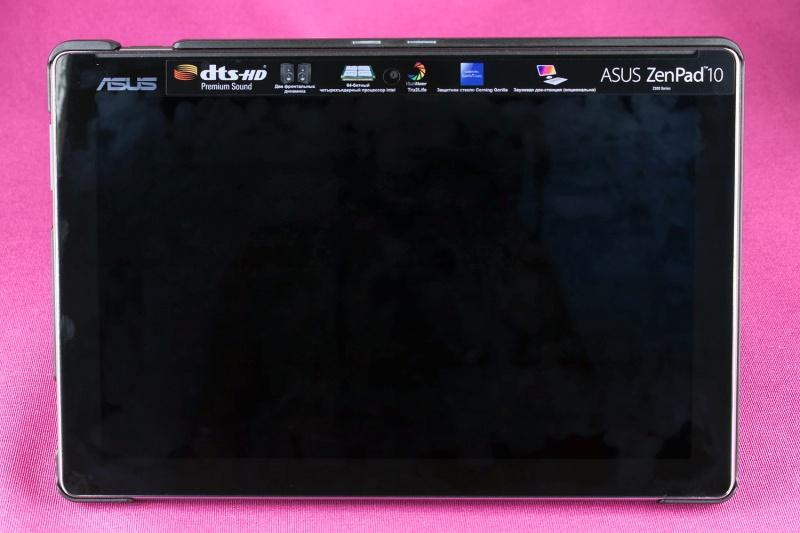 Обзор на Планшет ASUS ZenPad 10 Z300CG 16Gb Black - изображение 4