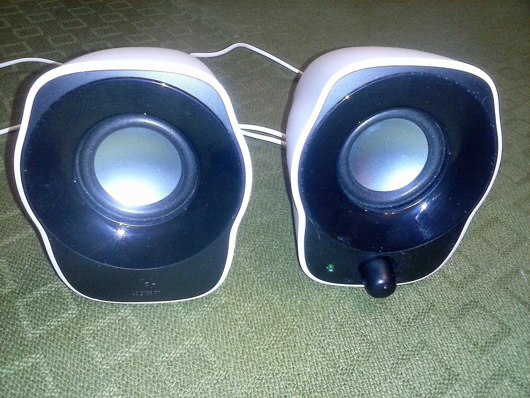 Logitech Z120 Stereo Speakers 980 000513 5