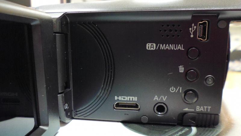 Обзор на Видеокамера Panasonic HC-V160 черный - изображение 4