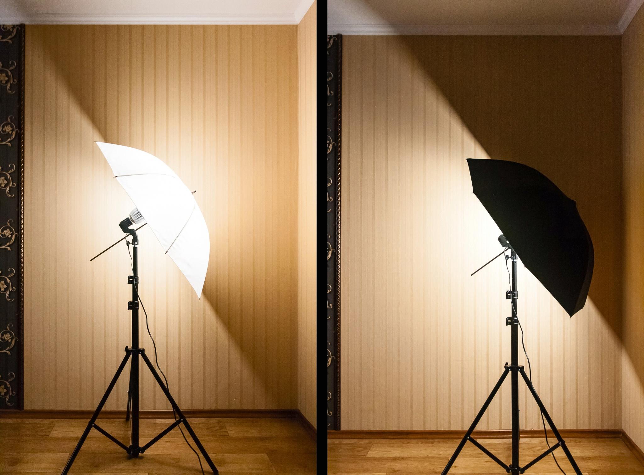 рассеянный свет для фотостудии было