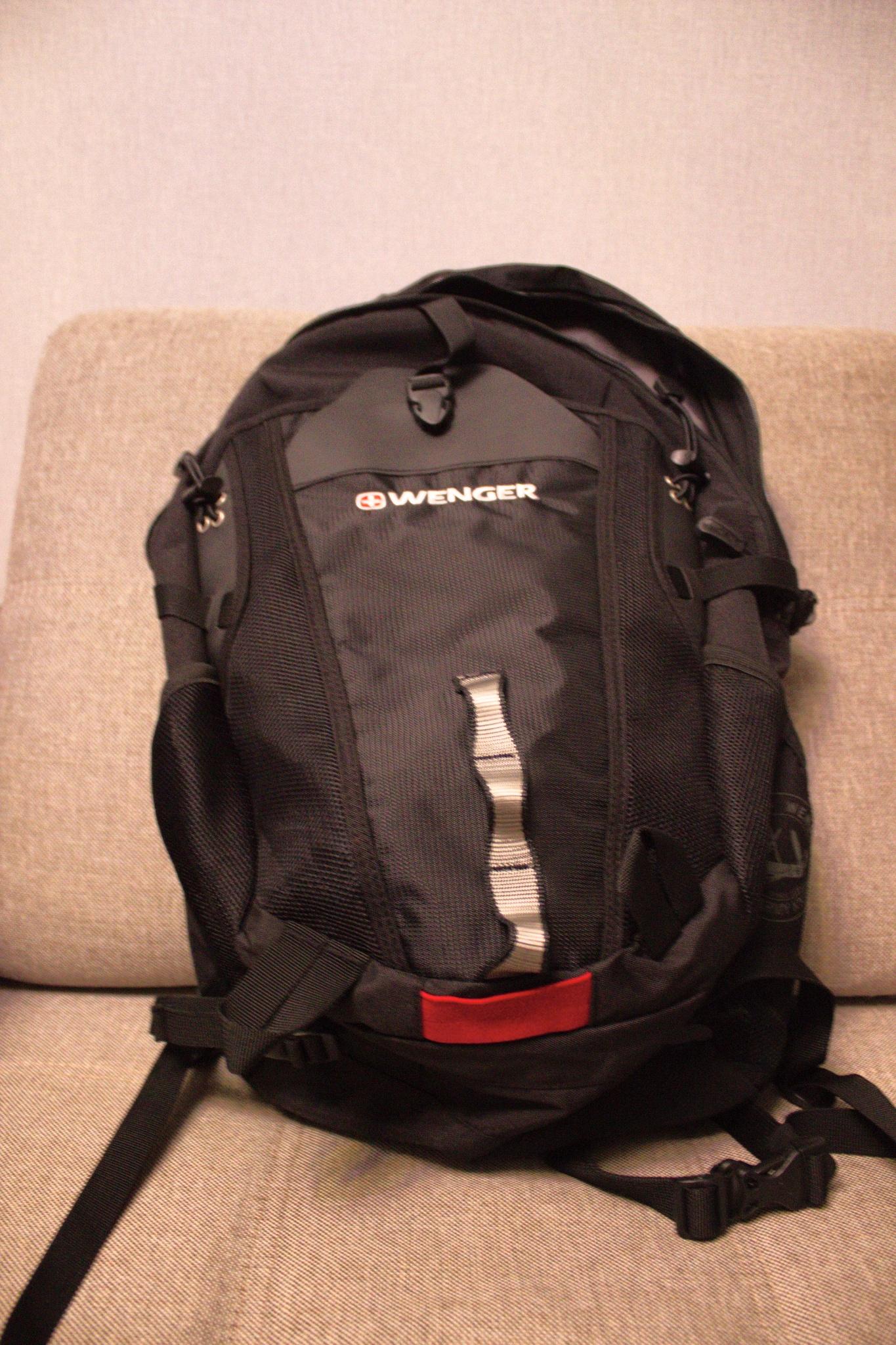 Рюкзак wenger airflow рюкзак-кенгуру rain no8 womar