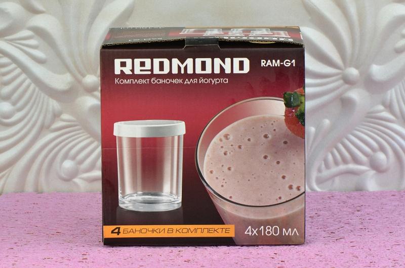 Рецепты йогурт для мультиварки redmond