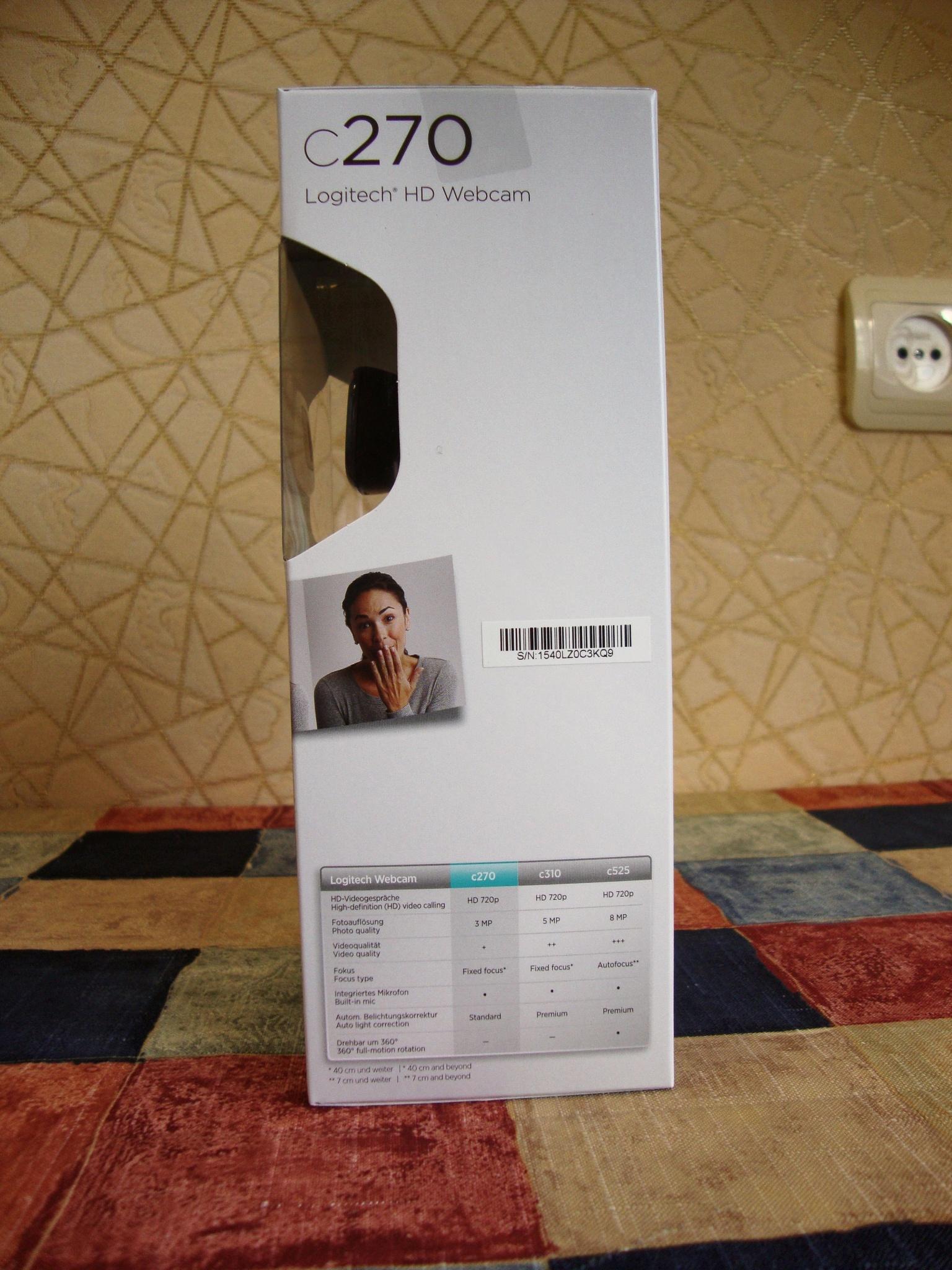 Скачать программа для webcam c270