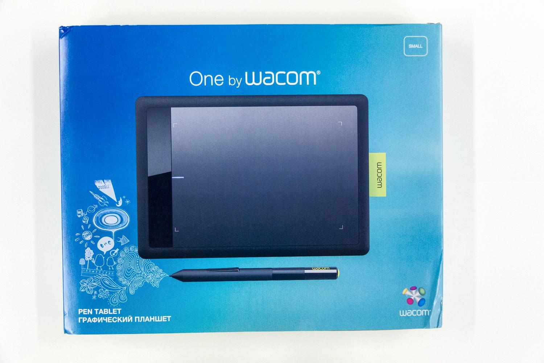Обзор от покупателя на Планшет графический Wacom One S (Small) CTL