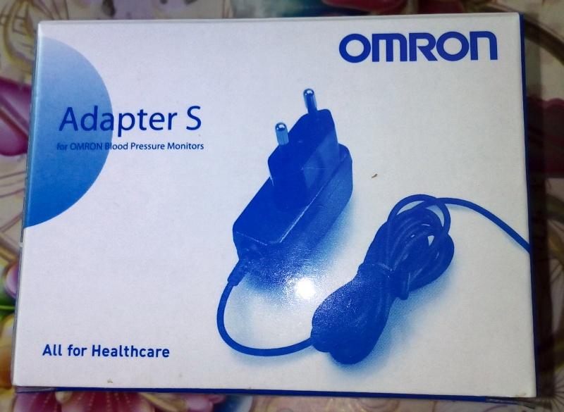 Обзор на Адаптер для тонометров OMRON AC ADAPTER-S - изображение 1