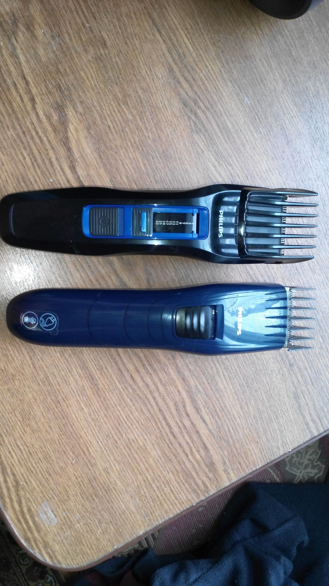 Греется машинка для стрижки волос
