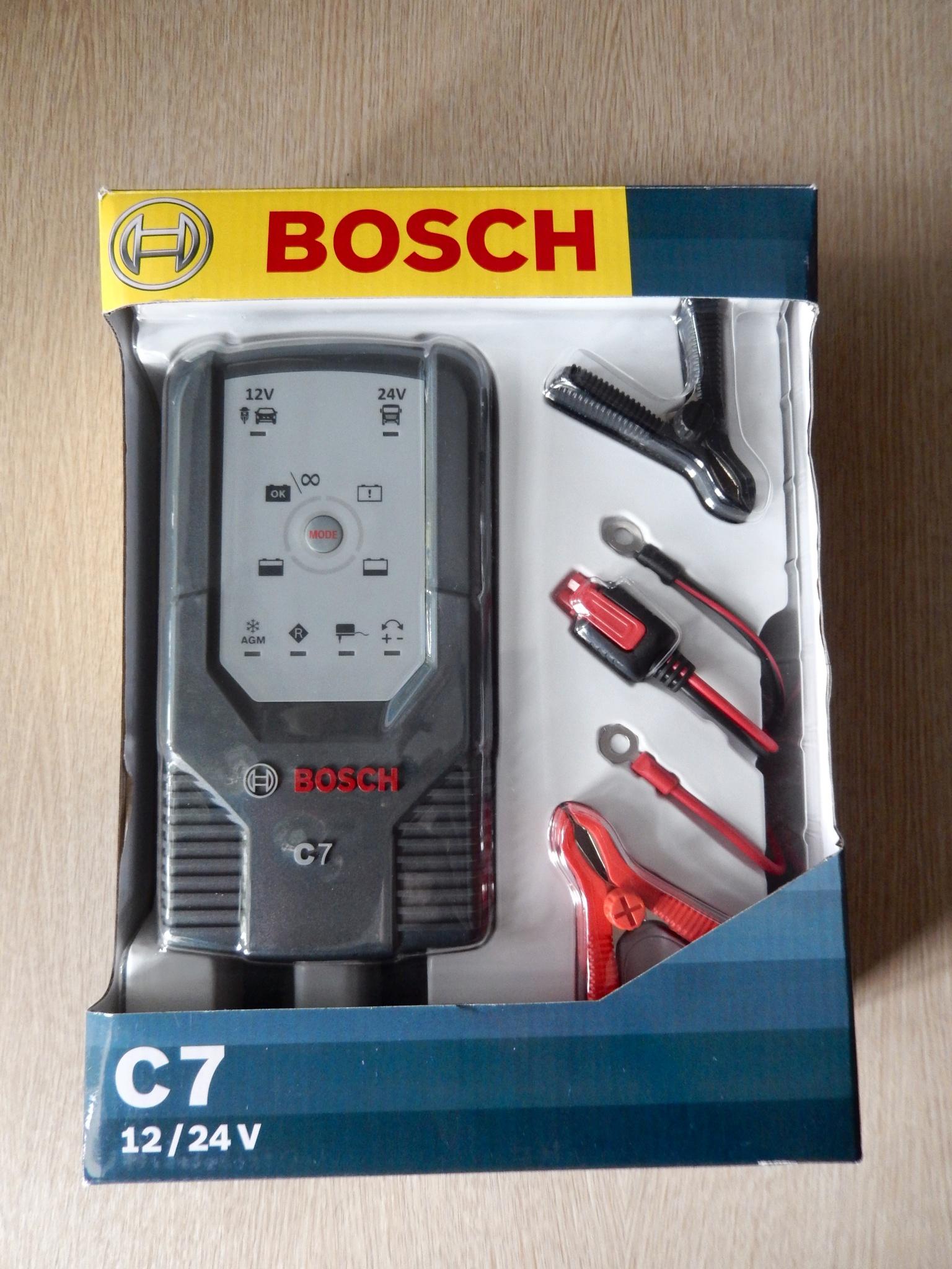 Зарядное устройство bosch инструкция