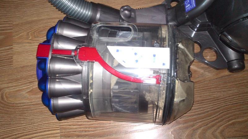 Пылесос с контейнером для пыли dyson dc37c erp allergy купить в екатеринбург пылесос дайсон
