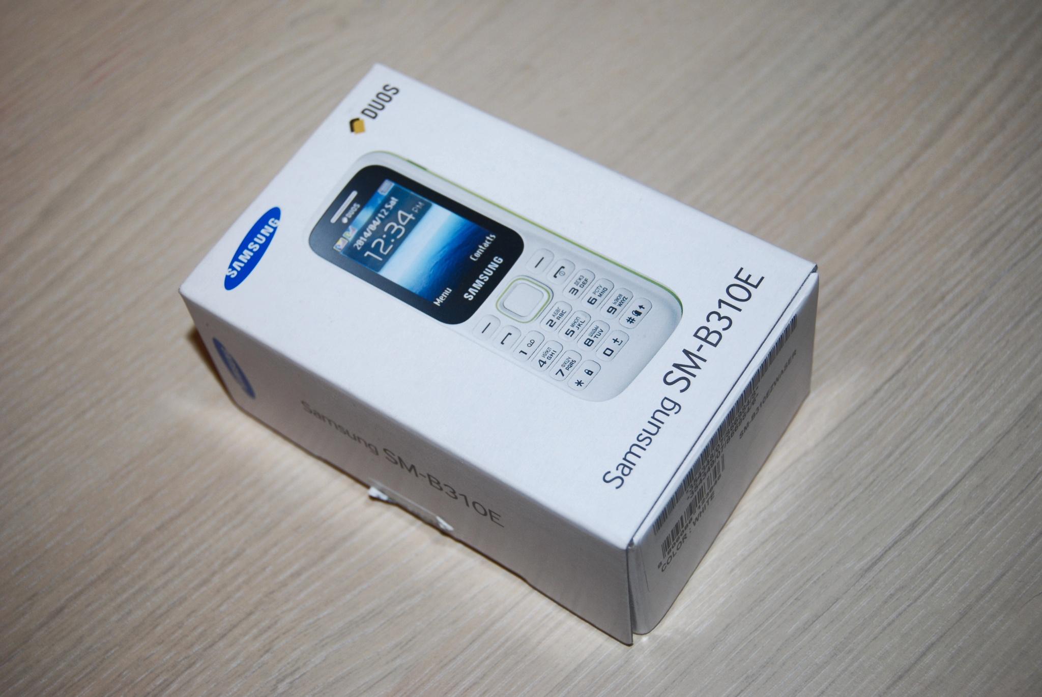 Samsung Sm B310e 2