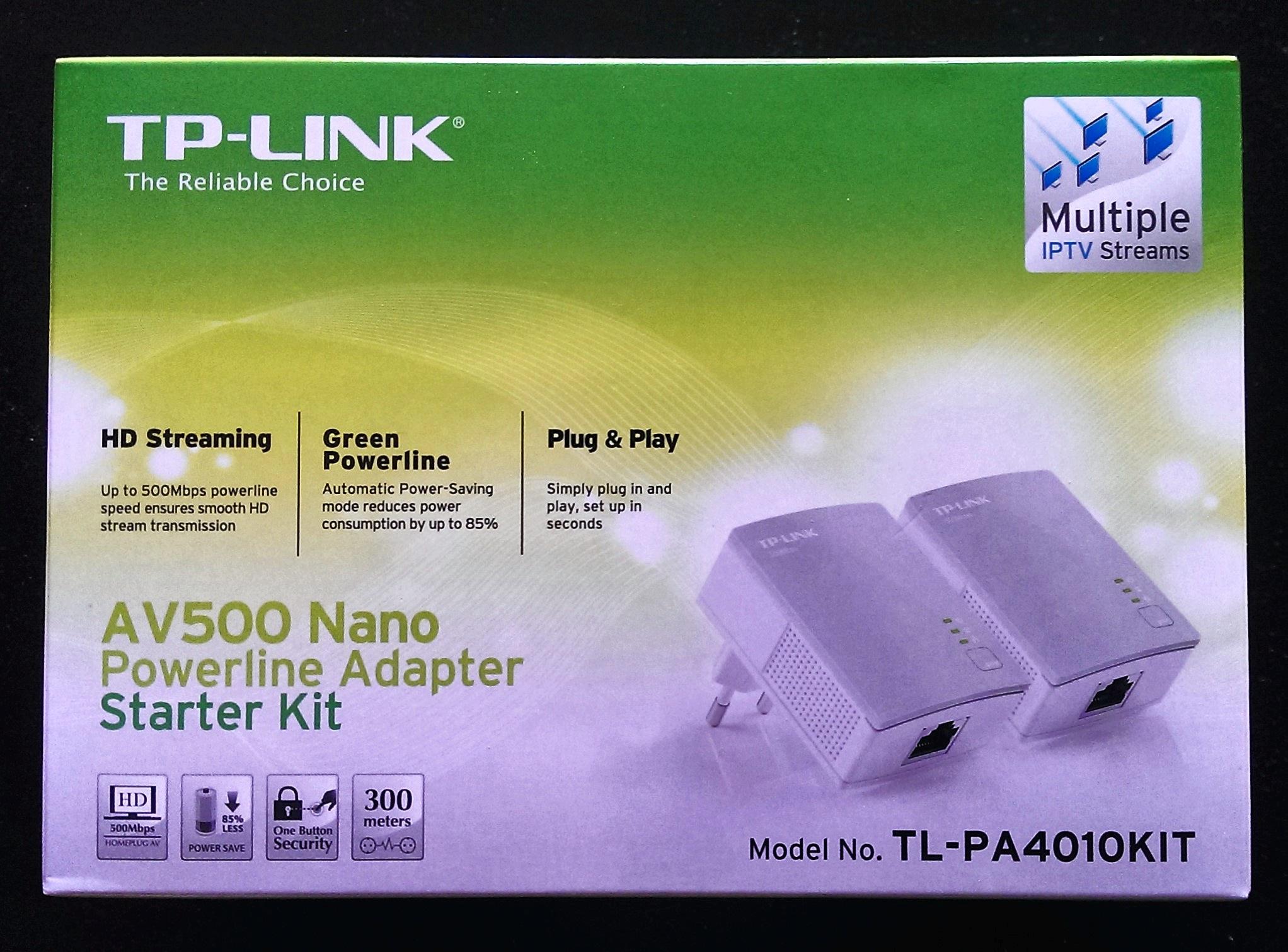 Комплект адаптеров TP-Link