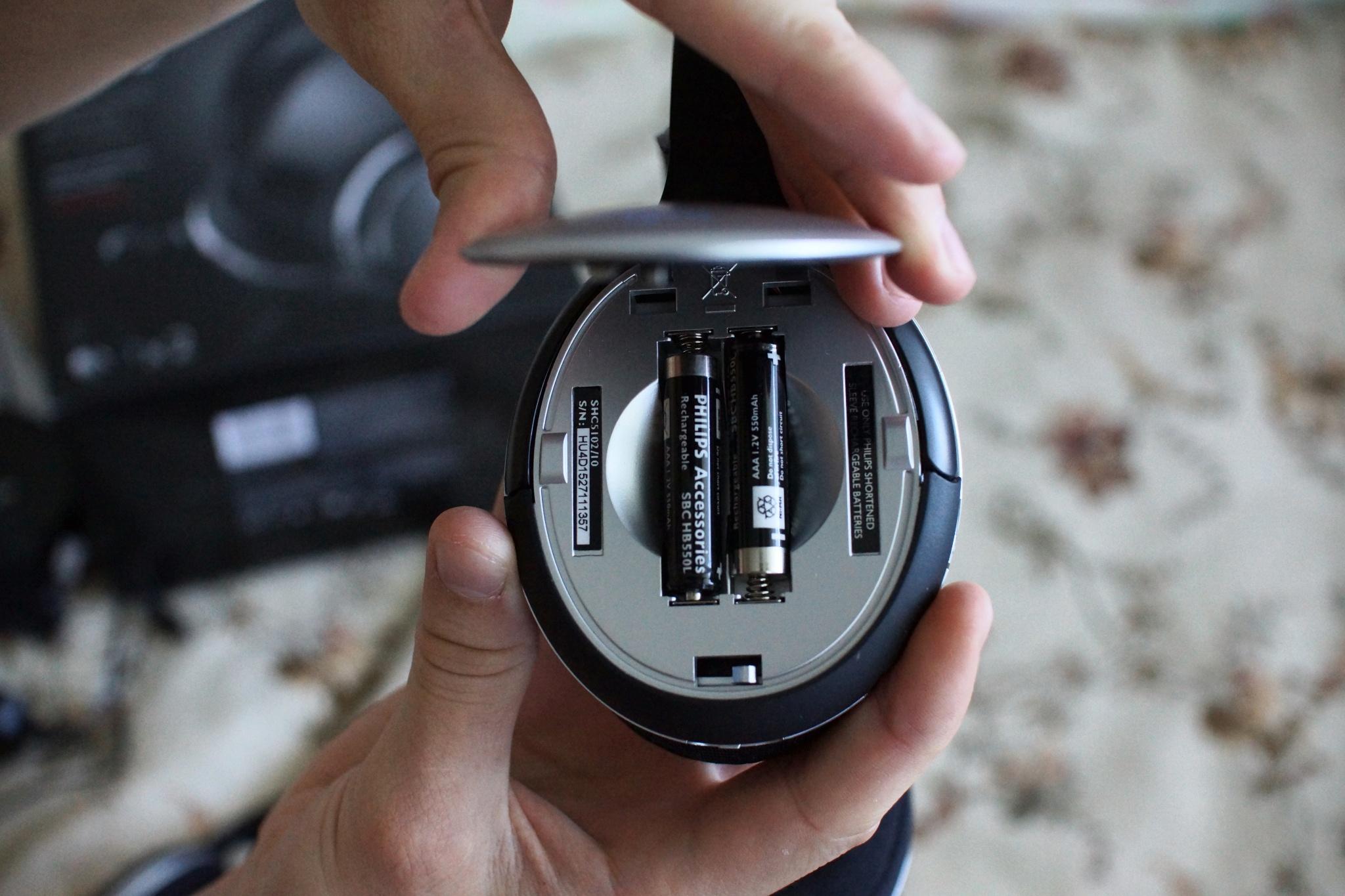 Обзор от покупателя на Беспроводные наушники Philips SHC5102 10 ... 1f0c2d3cd562