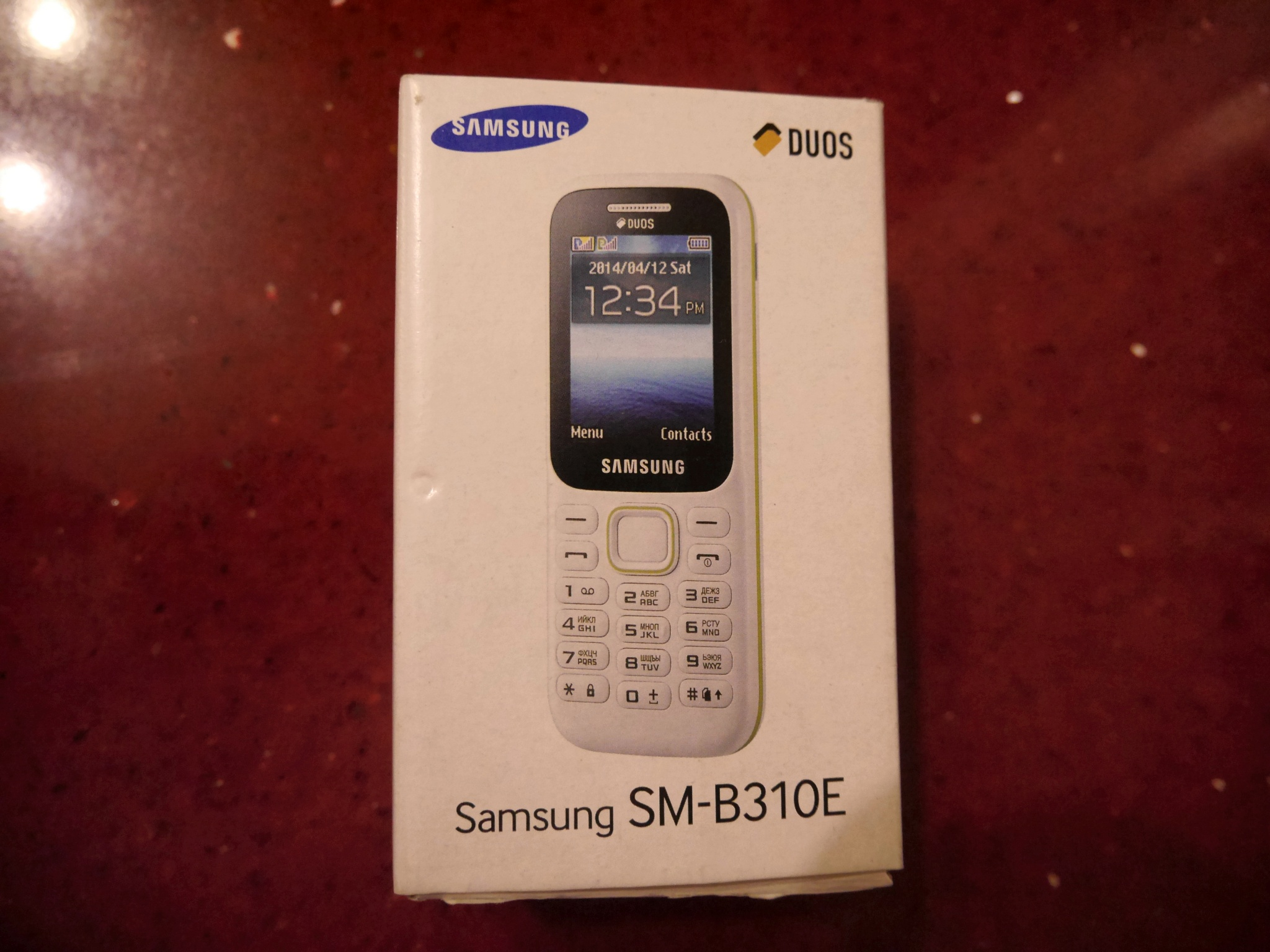 Samsung Sm B310e 1