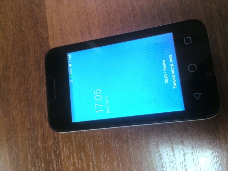 Обзор на Смартфон Alcatel PIXI 3(3.5) 4009D White Black - изображение 6