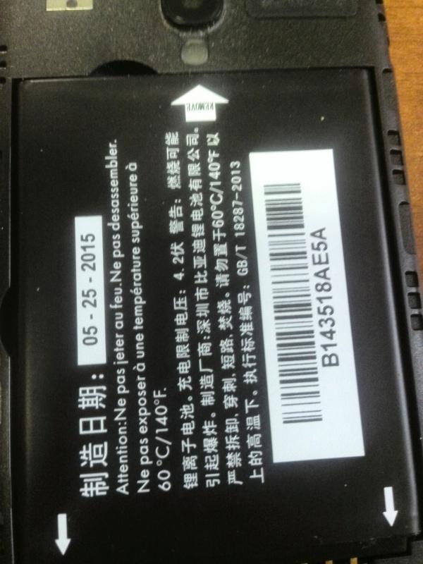 Обзор на Смартфон Alcatel PIXI 3(3.5) 4009D White Black - изображение 9