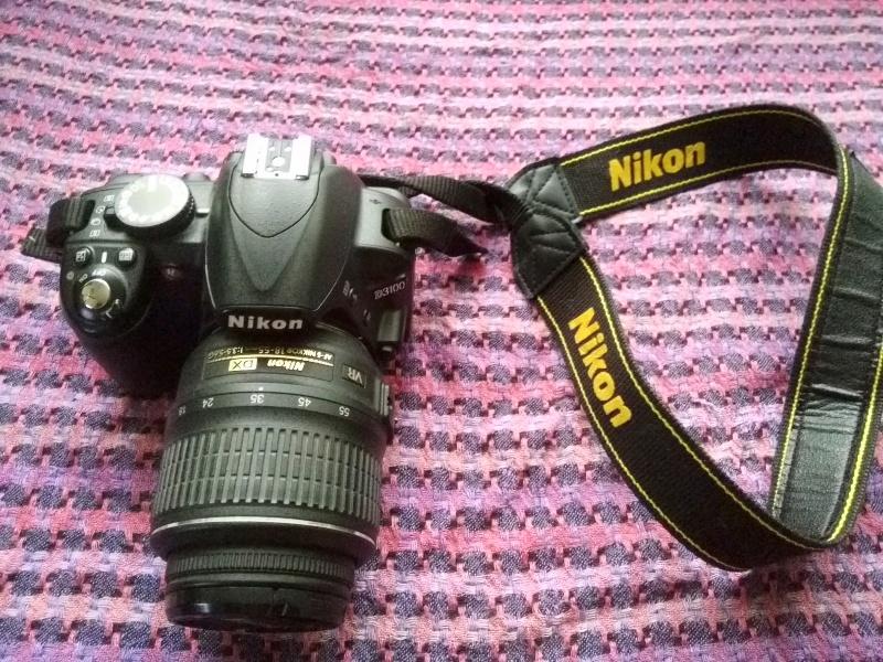 Обзор на Цифровой зеркальный фотоаппарат Nikon D3100 Kit 18-55 VR (объектив со стабилизацией) - изображение 1