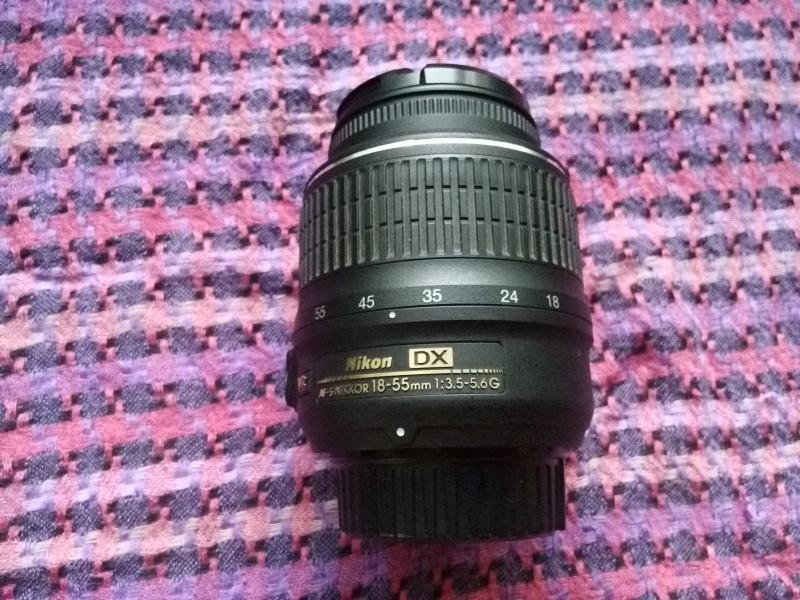Обзор на Цифровой зеркальный фотоаппарат Nikon D3100 Kit 18-55 VR (объектив со стабилизацией) - изображение 3