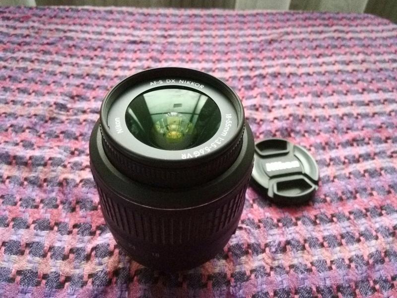 Обзор на Цифровой зеркальный фотоаппарат Nikon D3100 Kit 18-55 VR (объектив со стабилизацией) - изображение 4