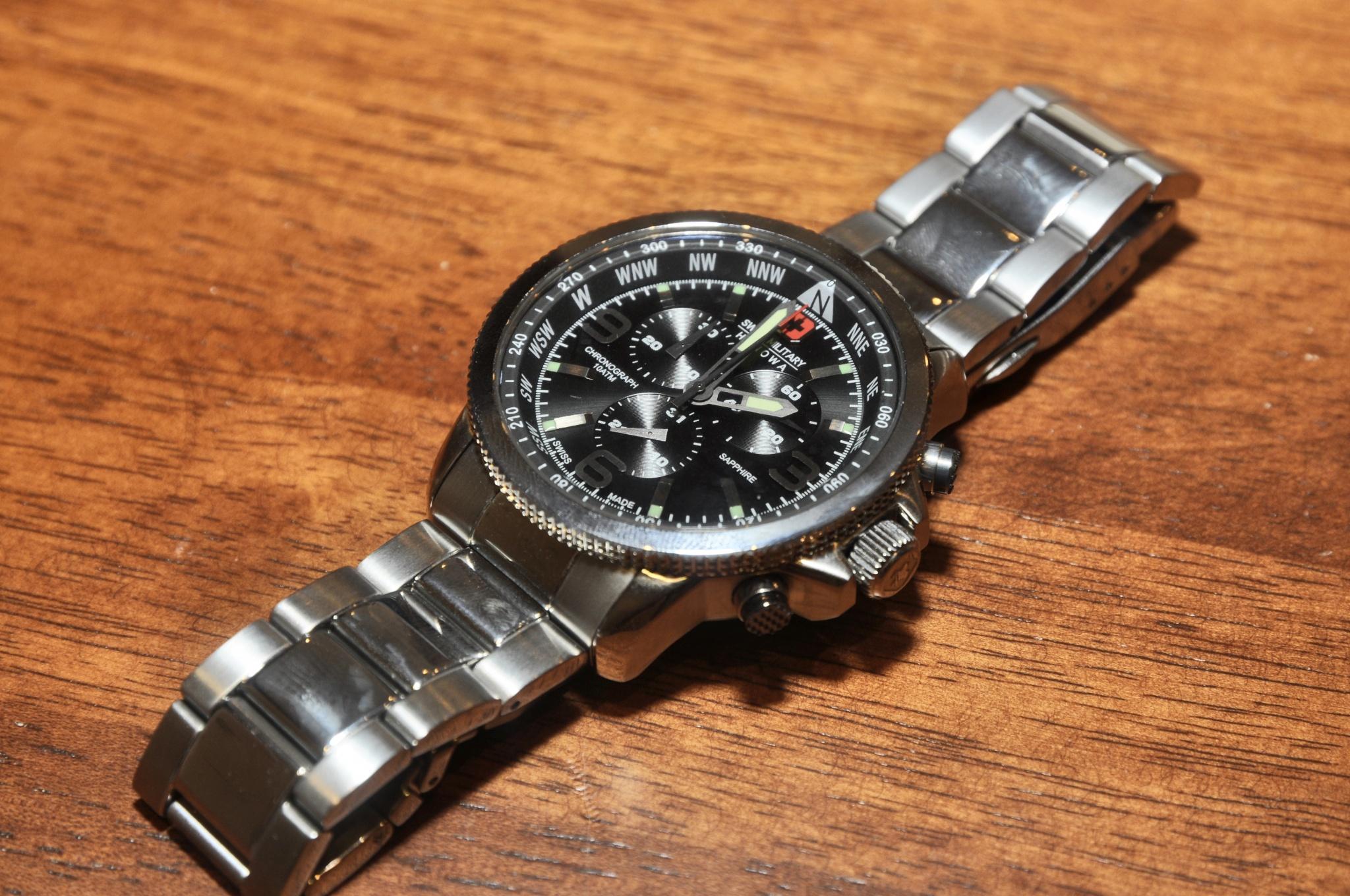 Часы Swiss Military Hanowa 06-5250.04.007 Часы Hanowa 16-6042.12.001