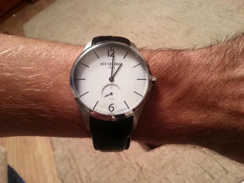 Бен шерман часы