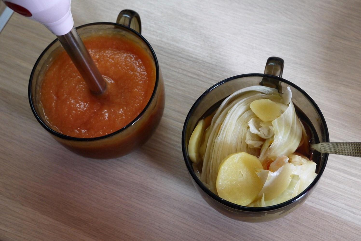 Супы-пюре без блендера : Книга о вкусной нездоровой пище 32