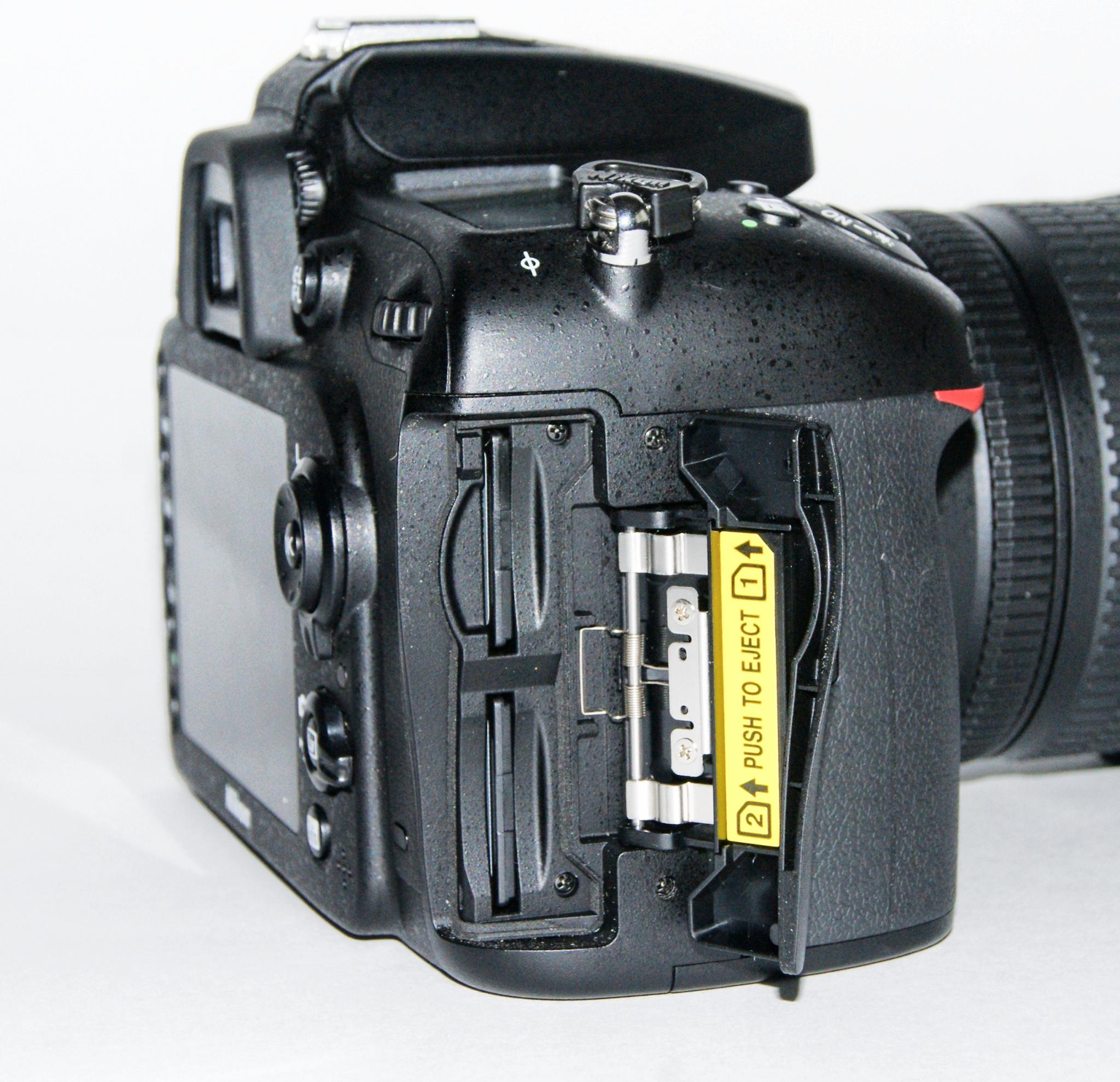 развития цифровых зеркальных фотоаппаратов