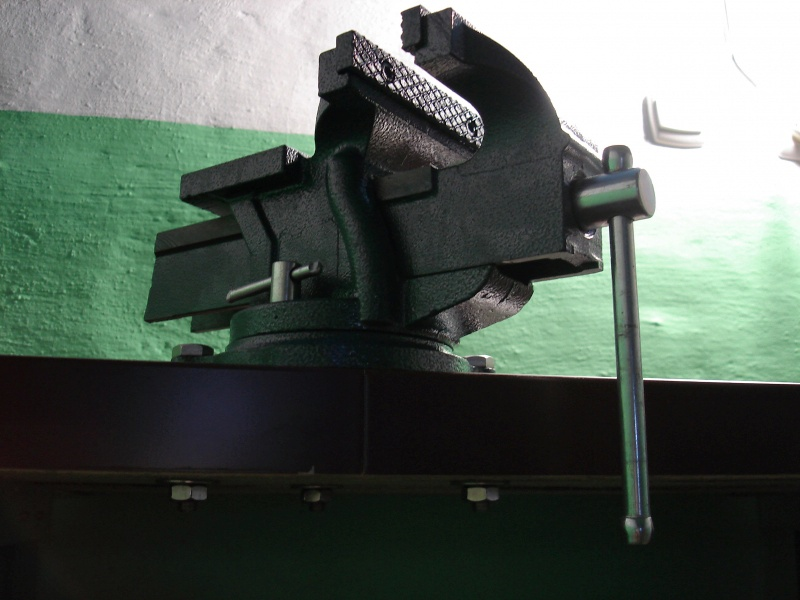 Тиски Sturm! 1075-01-125 - изображение 20