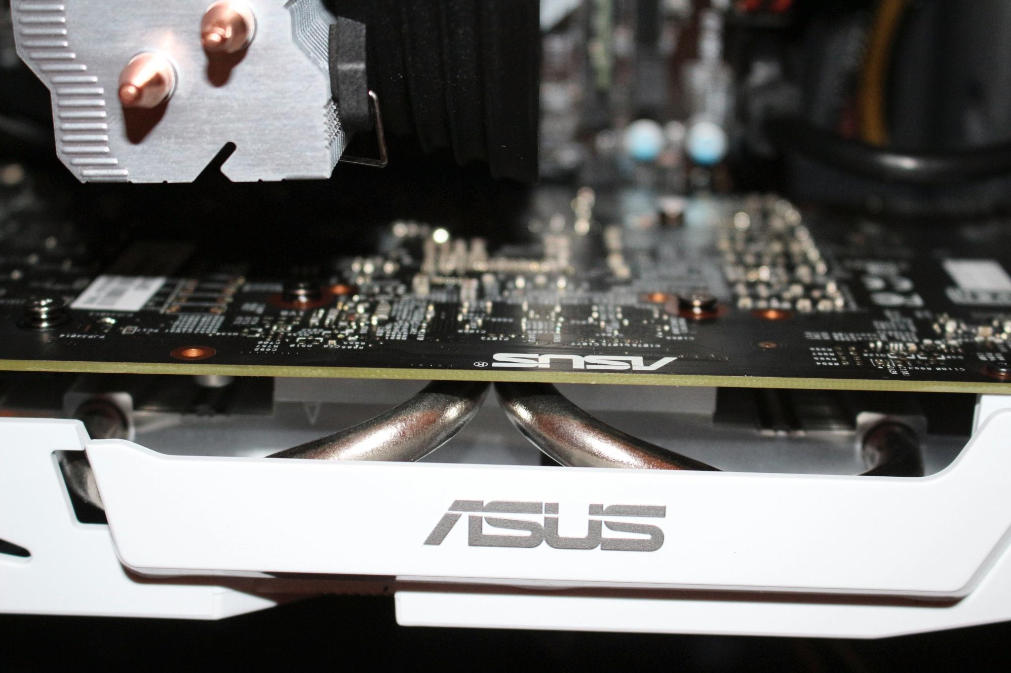 Обзор на Видеокарта ASUS GeForce GTX 1060 1569Mhz PCI-E 3.0 3072Mb 8008Mhz  192 bit 43532862214e7