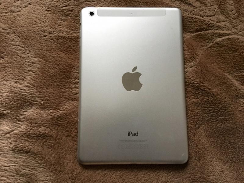 Обзор на Планшет Apple iPad mini 2 16Gb Wi-Fi + Cellular Silver (ME814RU/A) - изображение 8