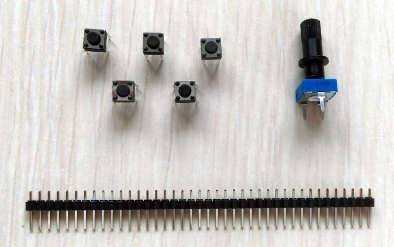 Обзор на Hi-Tech конструктор Матрёшка Z на основе платформы Arduino - изображение 12