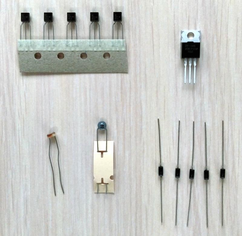 Обзор на Hi-Tech конструктор Матрёшка Z на основе платформы Arduino - изображение 16