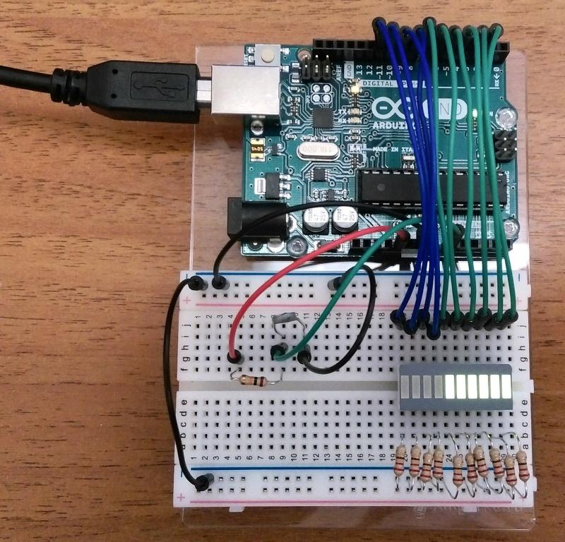 Обзор на Hi-Tech конструктор Матрёшка Z на основе платформы Arduino - изображение 27