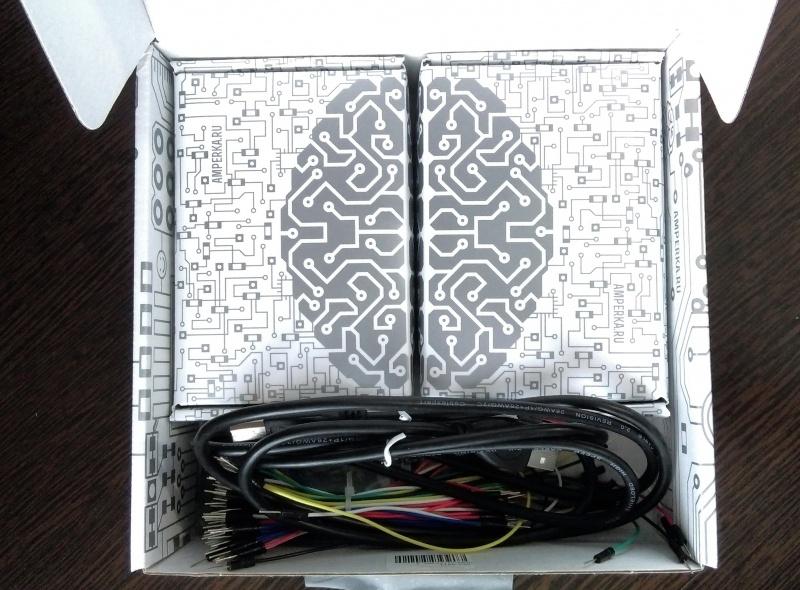 Обзор на Hi-Tech конструктор Матрёшка Z на основе платформы Arduino - изображение 4