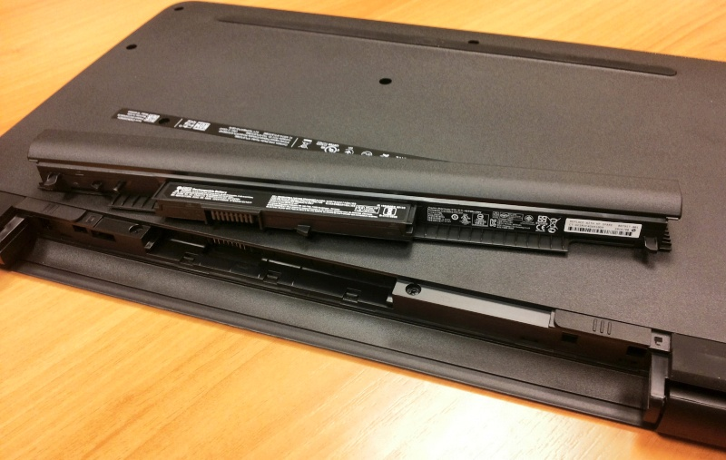 Обзор на Ноутбук HP 15-ba045ur (X5C23EA) - изображение 18