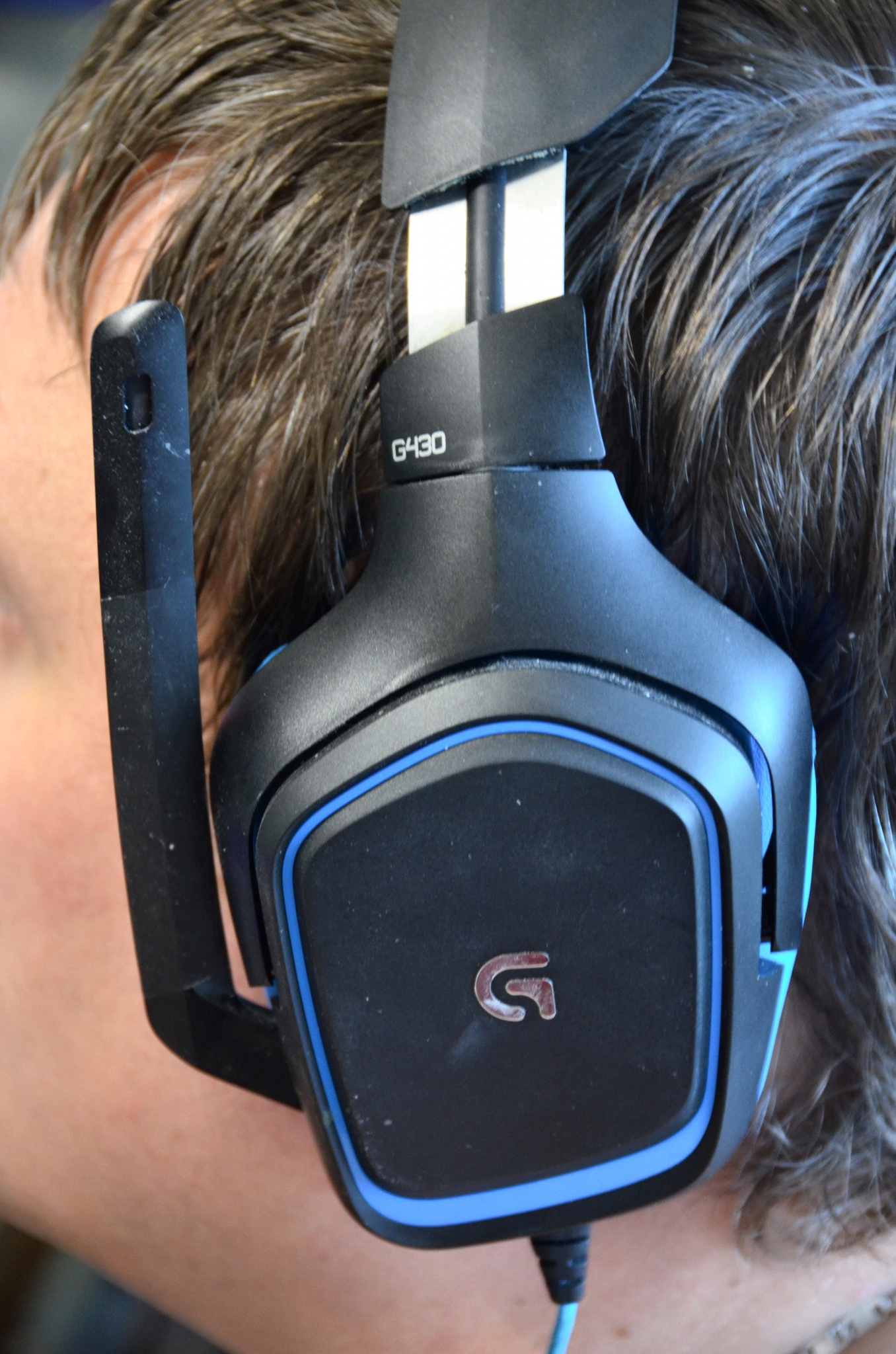 Обзор от покупателя на Игровая гарнитура Logitech G430