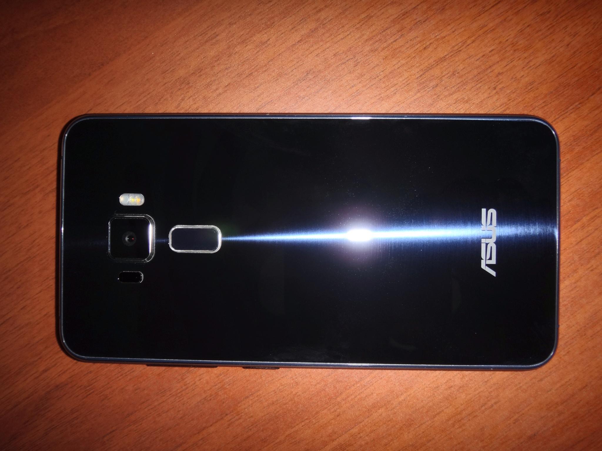 Asus Zenfone 3 Ze552kl 64gb Black 5