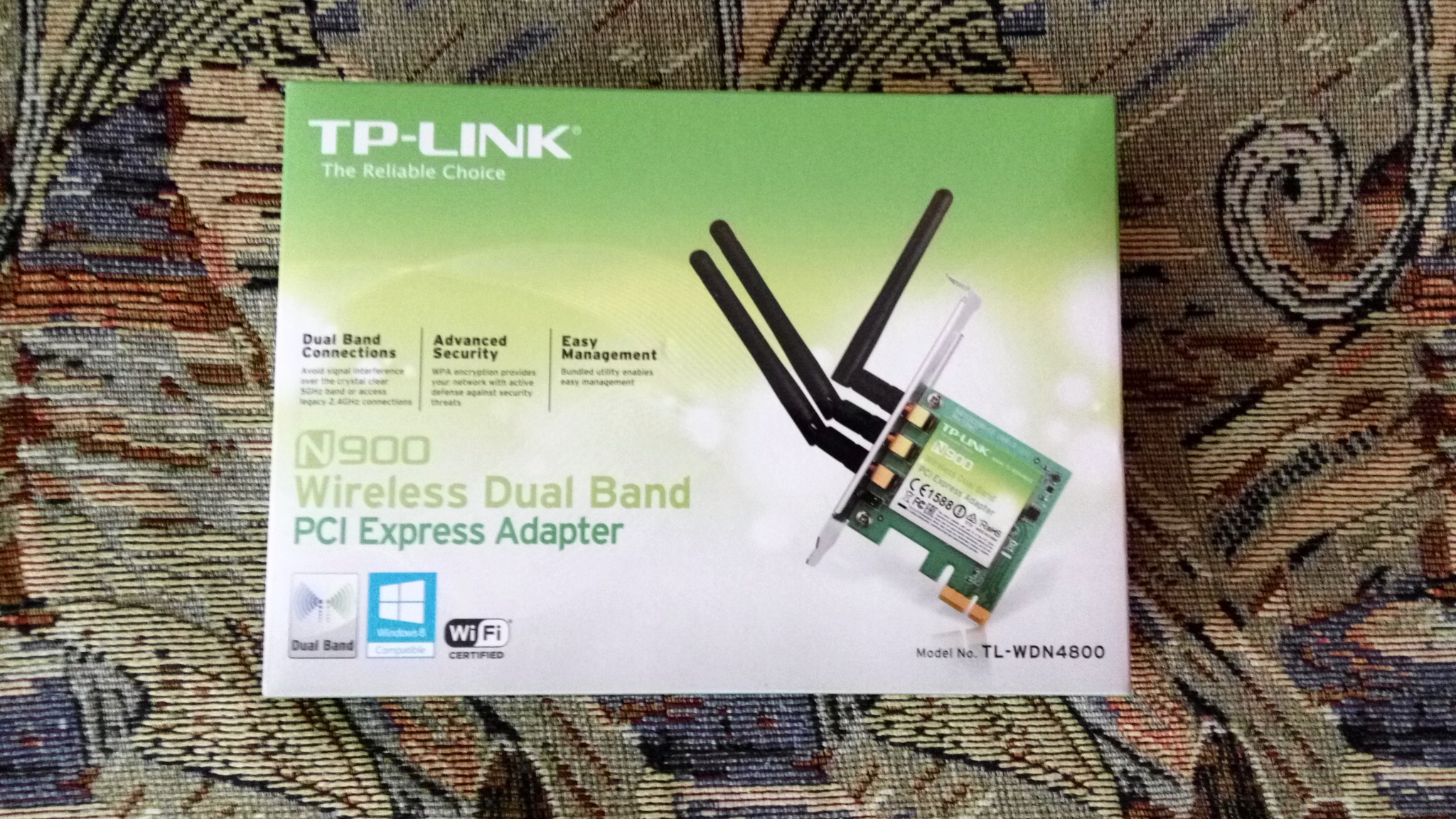 TP-LINK TL-WDN4800 WLAN WINDOWS 8 X64 TREIBER