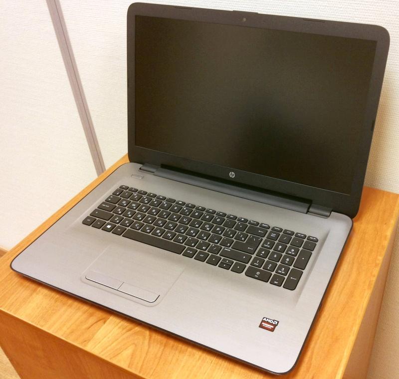 Ноутбук HP 17-y022ur (ENERGY STAR) - изображение 11
