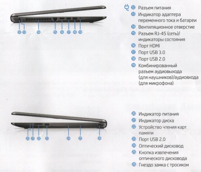 Ноутбук HP 17-y022ur (ENERGY STAR) - изображение 18