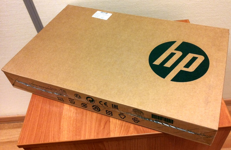 Ноутбук HP 17-y022ur (ENERGY STAR) - изображение 1