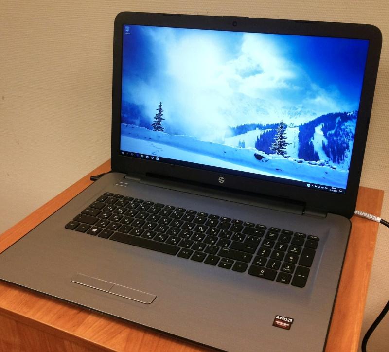 Ноутбук HP 17-y022ur (ENERGY STAR) - изображение 26