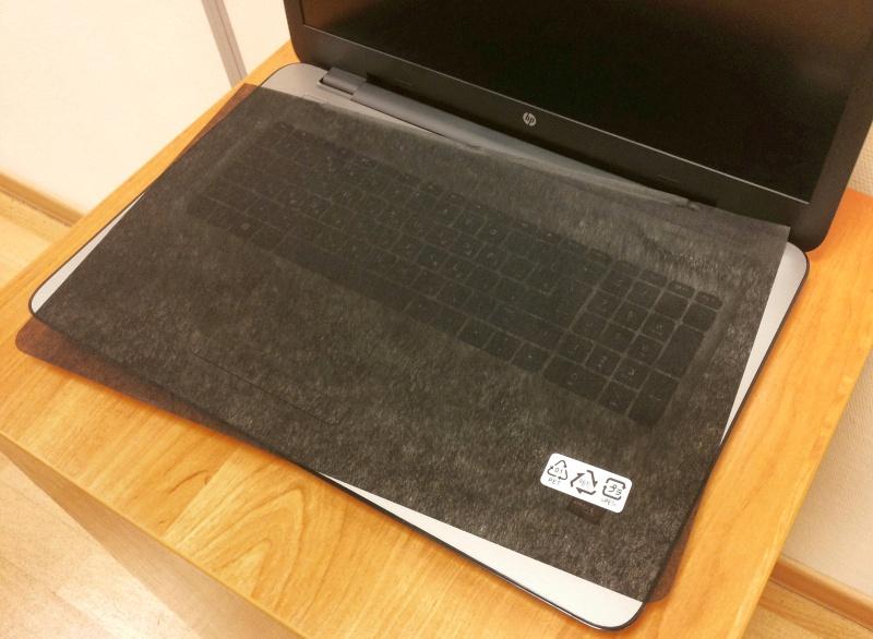 Ноутбук HP 17-y022ur (ENERGY STAR) - изображение 7
