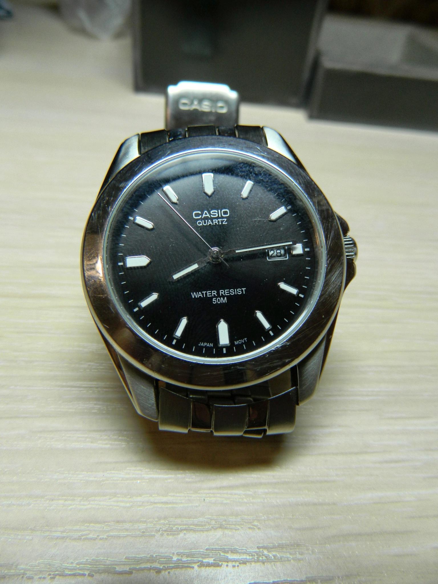 Часы Casio MTP-1222A-1A Часы Grovana G1230.1533