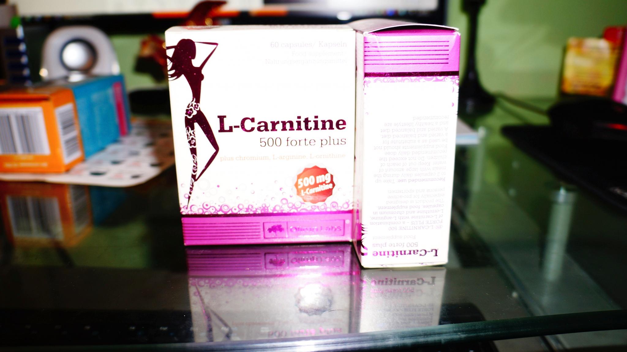 Жиросжигатель L-карнитин: инструкция по применению