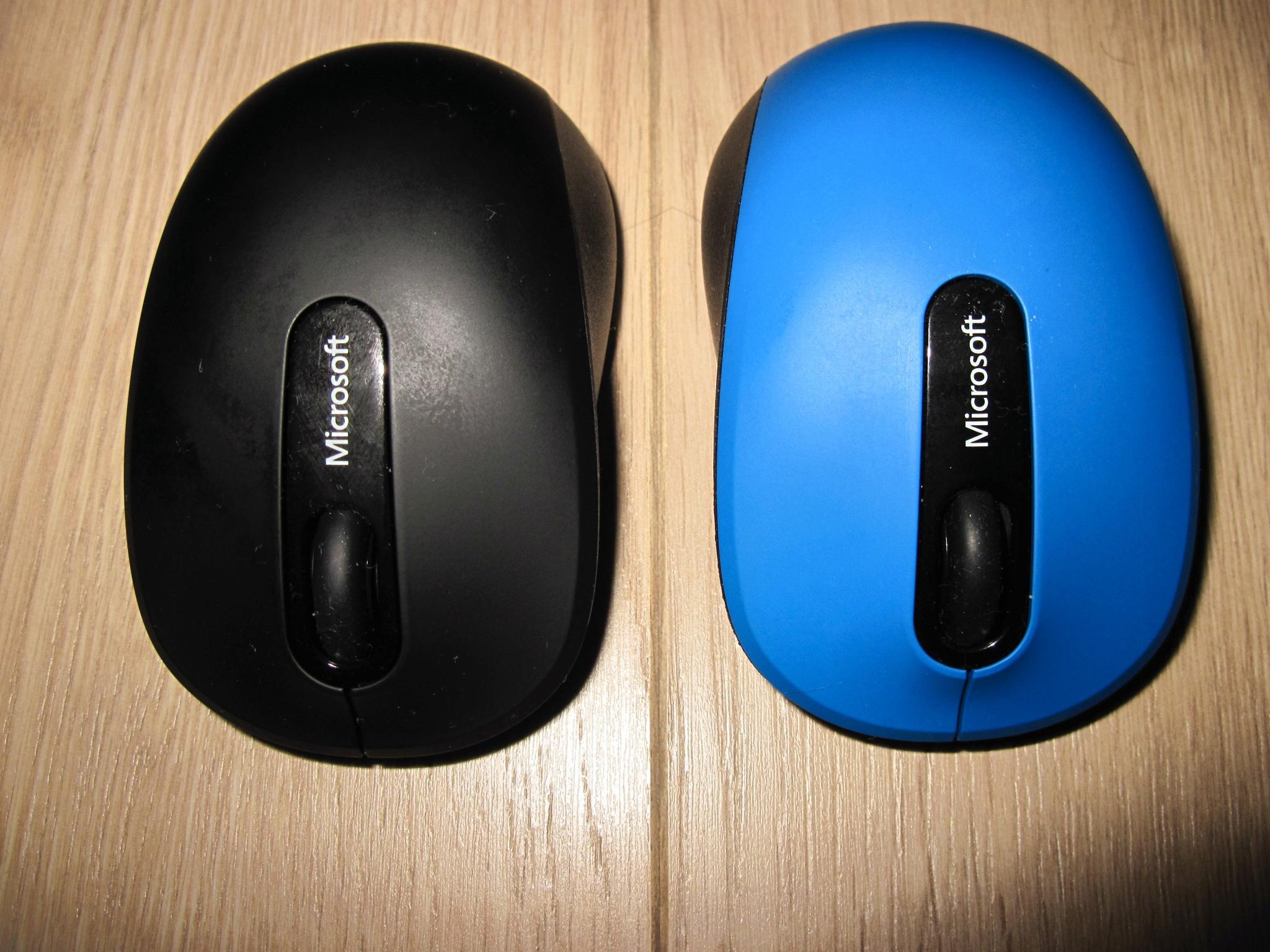Обзор от покупателя на Мышь Microsoft Bluetooth Mobile Mouse