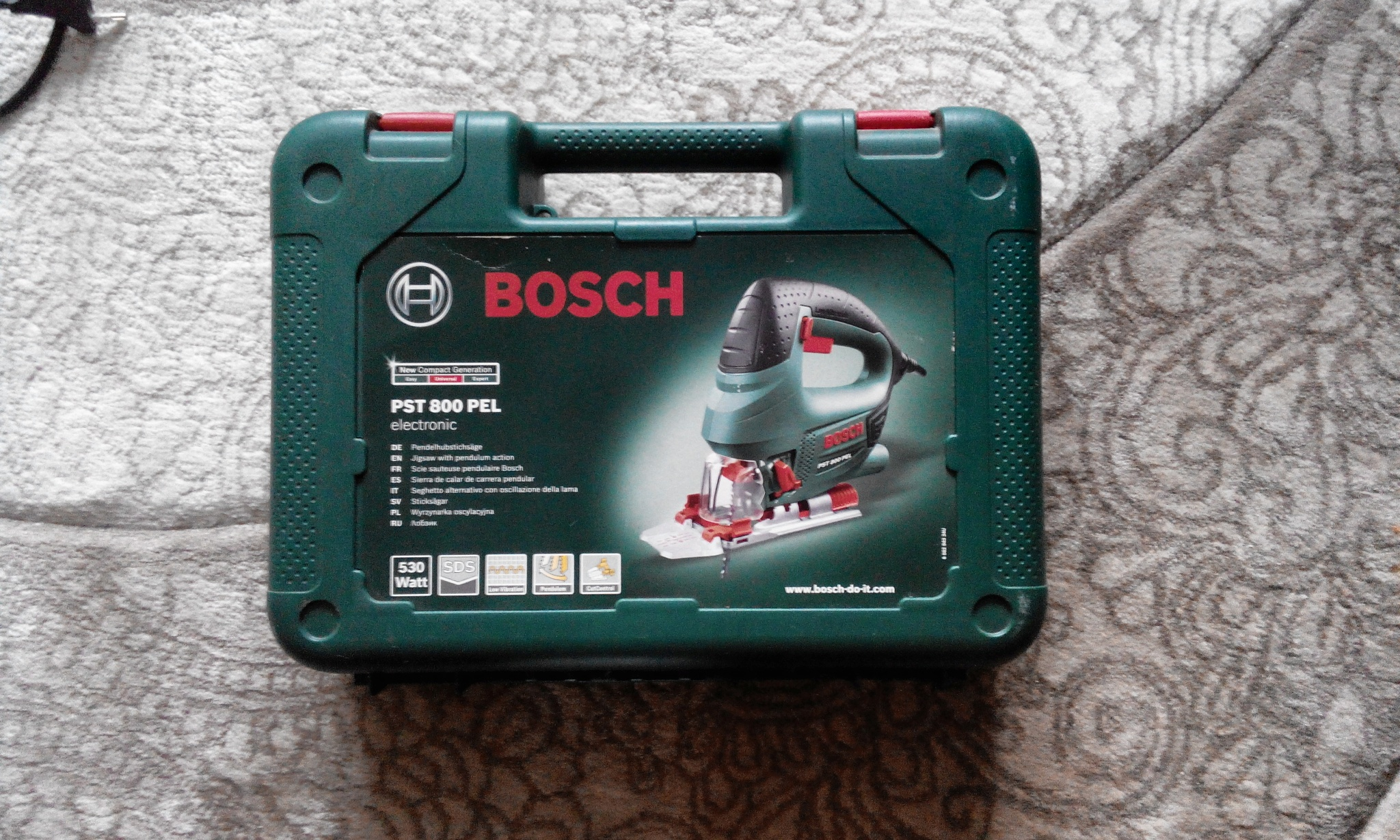 Обзор от покупателя на Лобзик электрический BOSCH PST 800 PEL ... 1e8c7bc4547