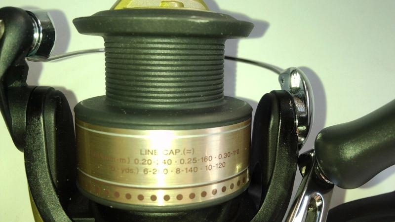 Катушка безынерционная Shimano HYPERLOOP 2500 FB