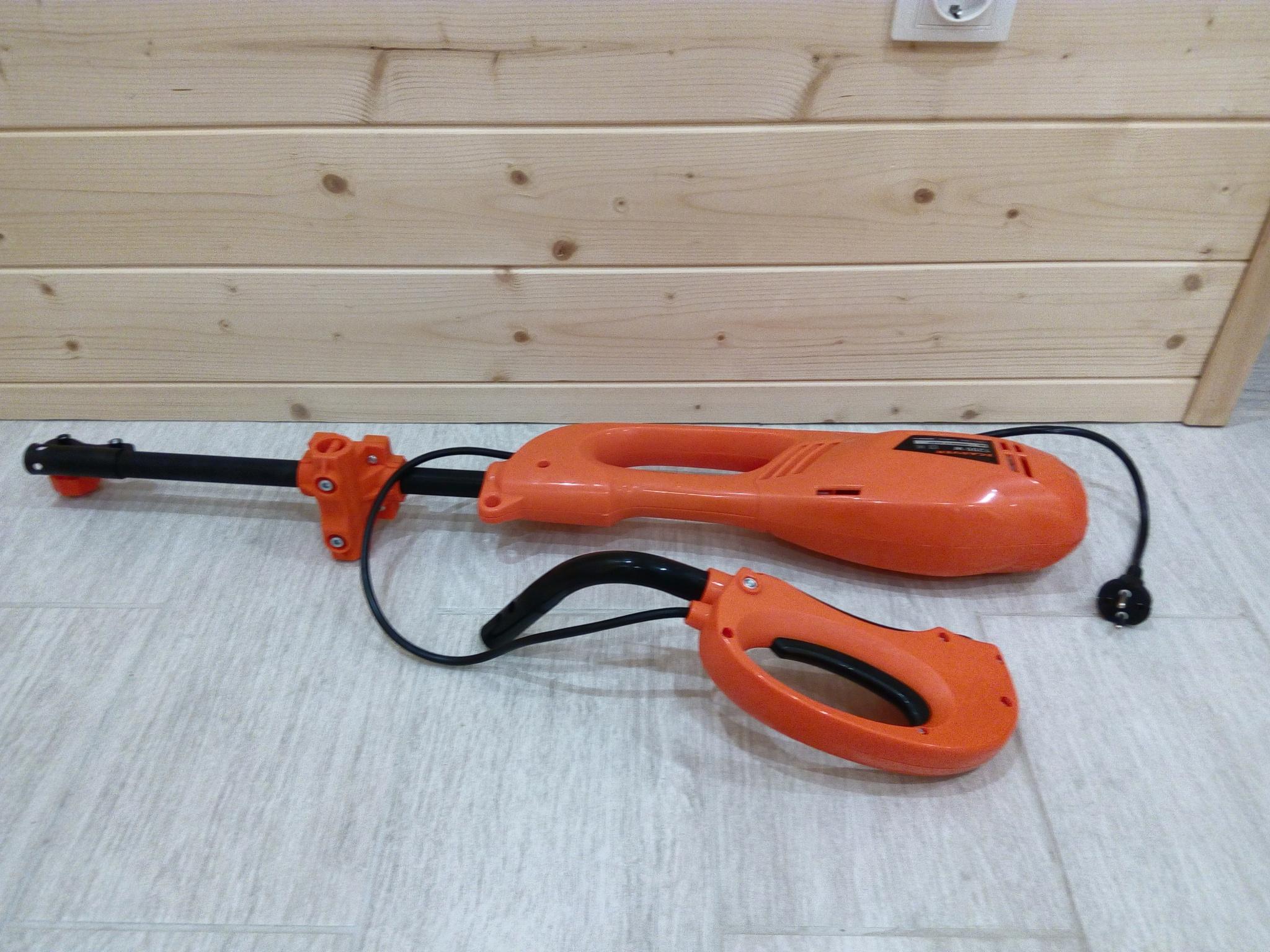 триммер электрический Carver Tr 1500с Bh