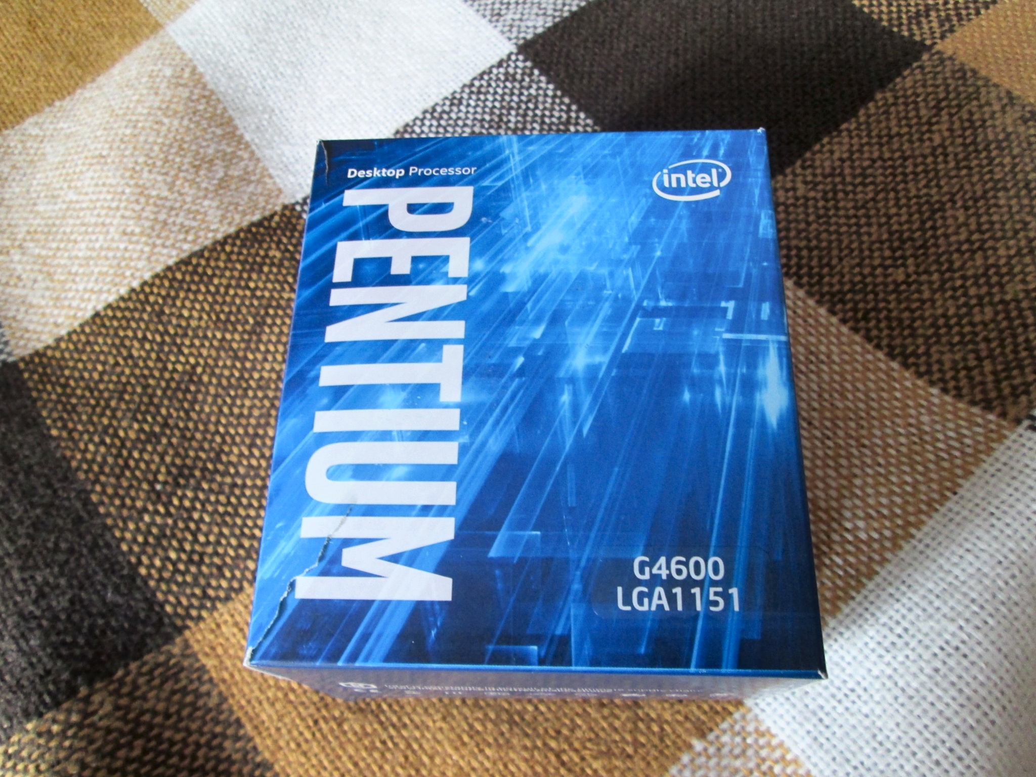 Intel Pentium G4600 Lga1151 Box 36ghz Kabylake Socket 1151 1